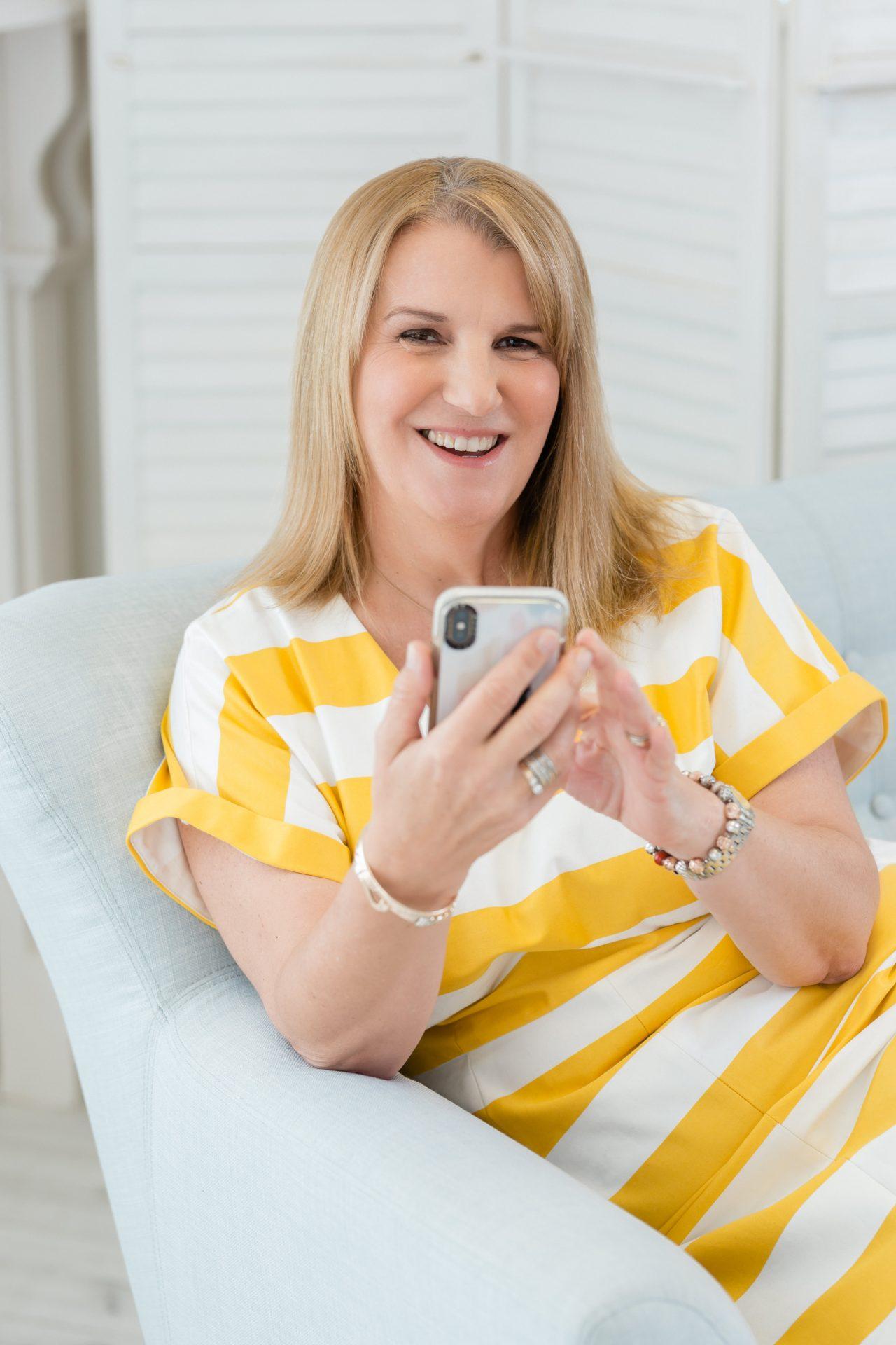 Yvette Craig by Kate Hennessy Business & Branding Photographer Instagram Headshots